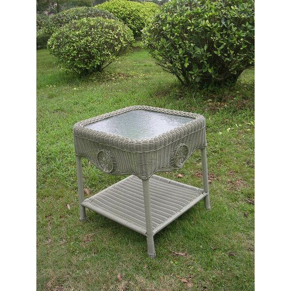 Kaydence Side Table by Highland Dunes