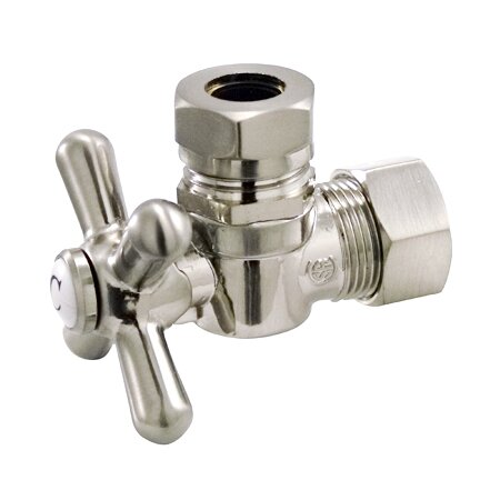 AQuarter Turn Valves with Cross Handles by Elements of Design