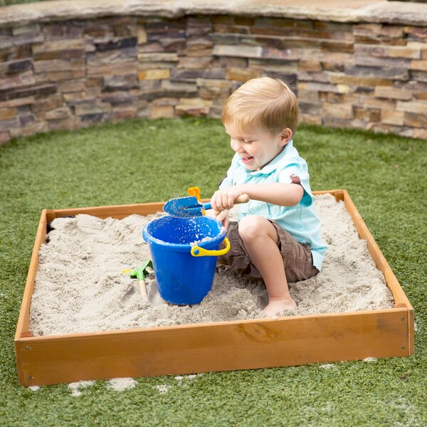 Spot Square Sandbox by Outward