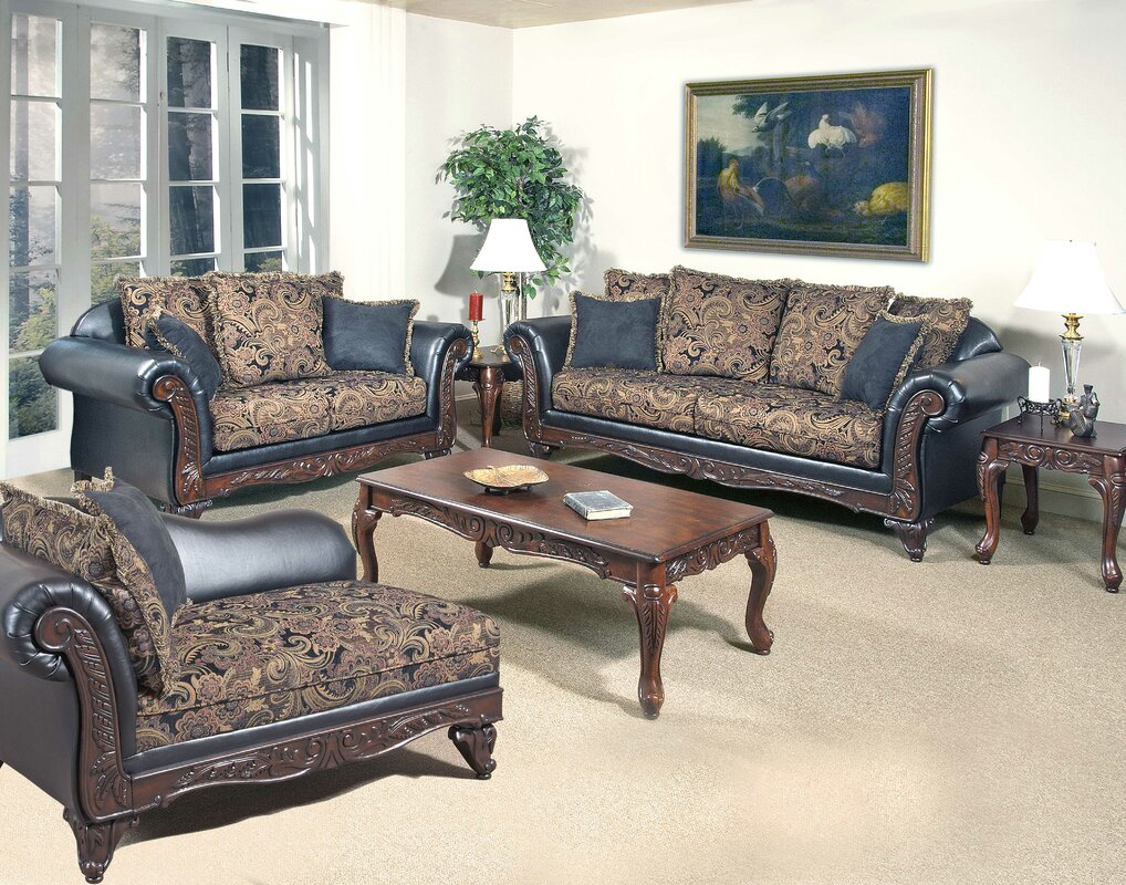 Serta Upholstery Floral Chaise Lounge Reviews Wayfair