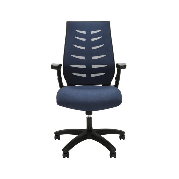 Linus Midback Mesh Office Chair by Ebern Designs