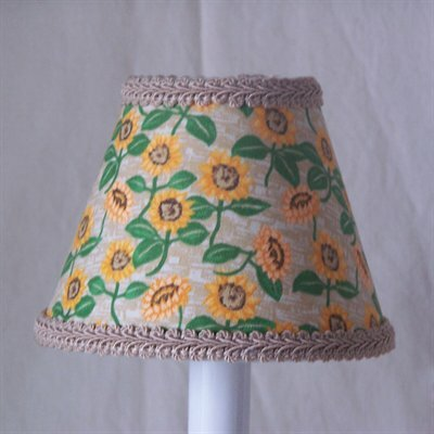 Sunflower Fields Night Light by Silly Bear Lighting