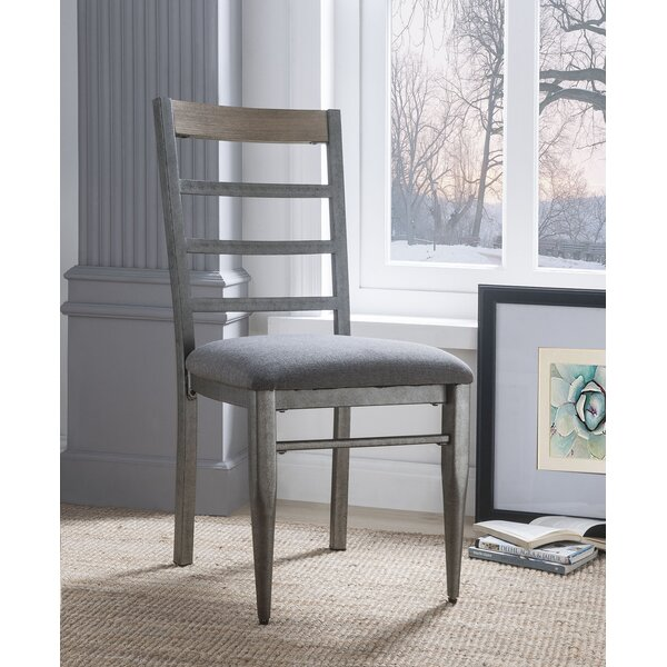 Ladner Side Upholstered Dining Chair (Set Of 2) By Ophelia & Co.