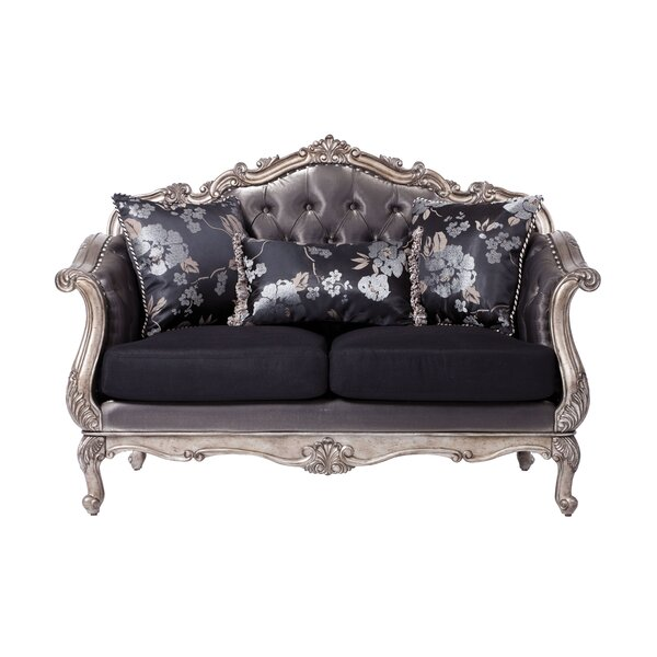 Fresh Wensley Loveseat by Astoria Grand by Astoria Grand