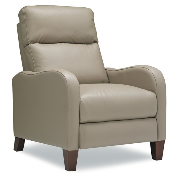 Mcmaster Leather Manual Recliner