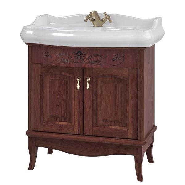 Michela 31 Single Bathroom Vanity Set by Nameeks Vanities