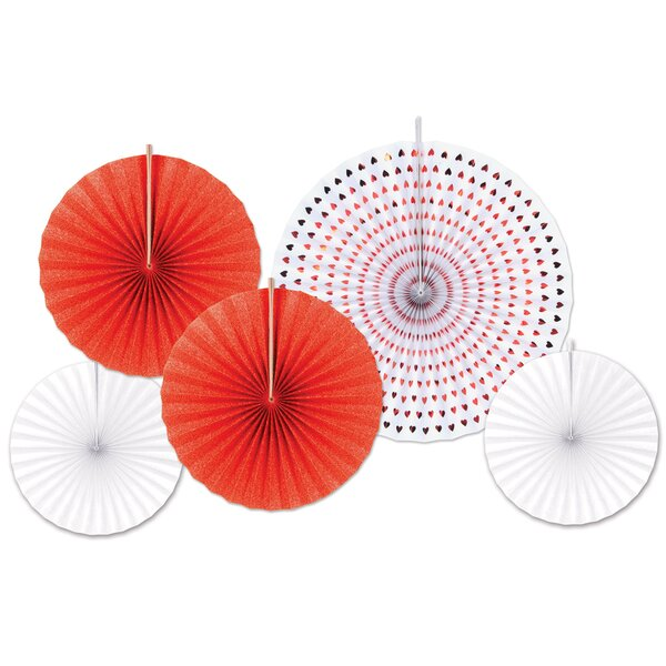 5 Piece Paper Disposable Decoration Kit Set by The Holiday Aisle