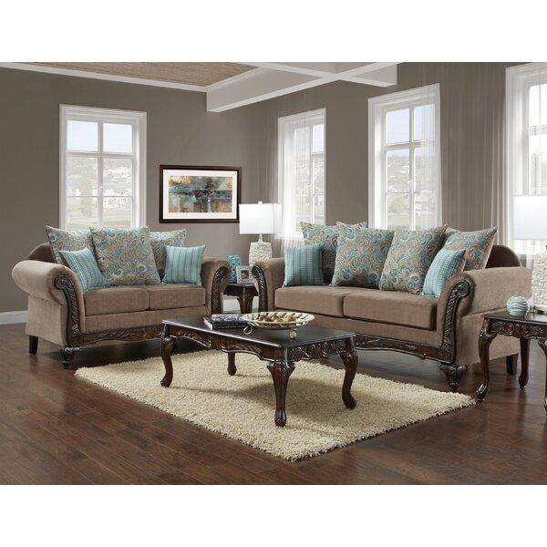 Yasmina Living Room Collection by Fleur De Lis Living