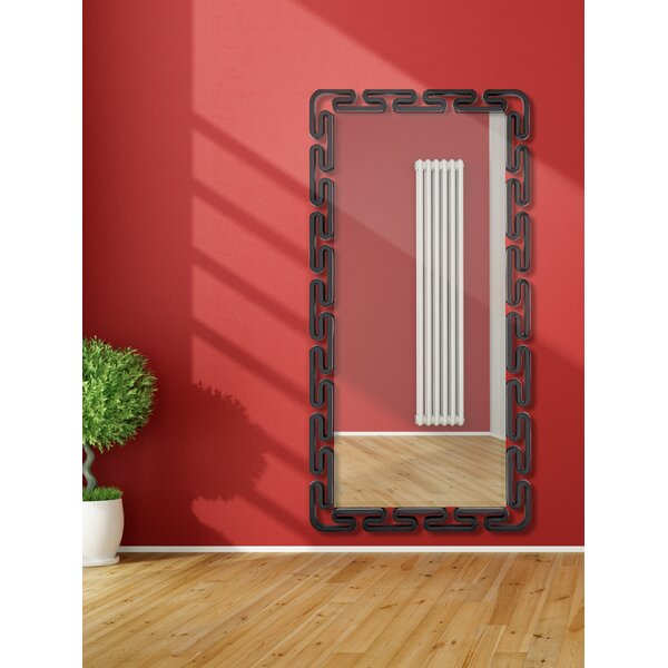 Impressive Rectangular Wall Mirror by Majestic Mirror