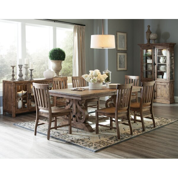 7 Piece Dining Set by Greyleigh