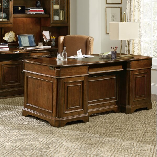 Brookhaven Executive Desk by Hooker Furniture