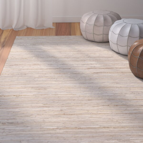 Bolin Handwoven Khaki Area Rug by Union Rustic