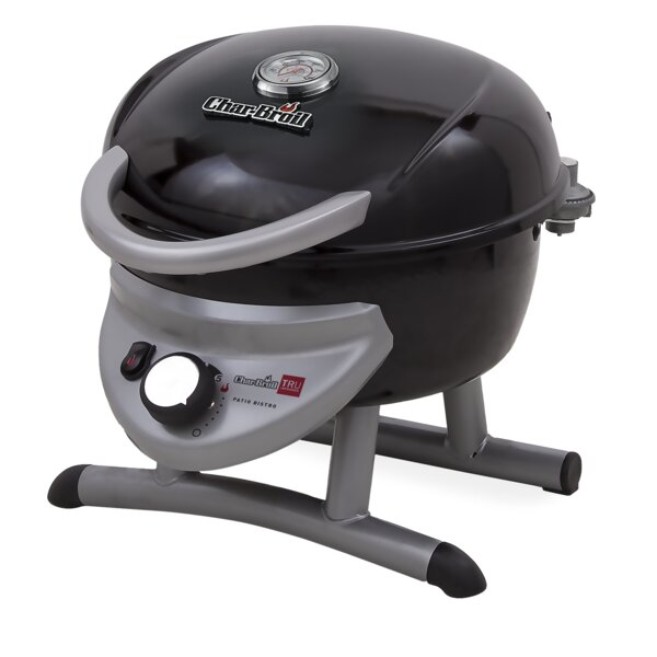 TRU-Infrared Patio Bistro Portable Gas Grill by Char-Broil
