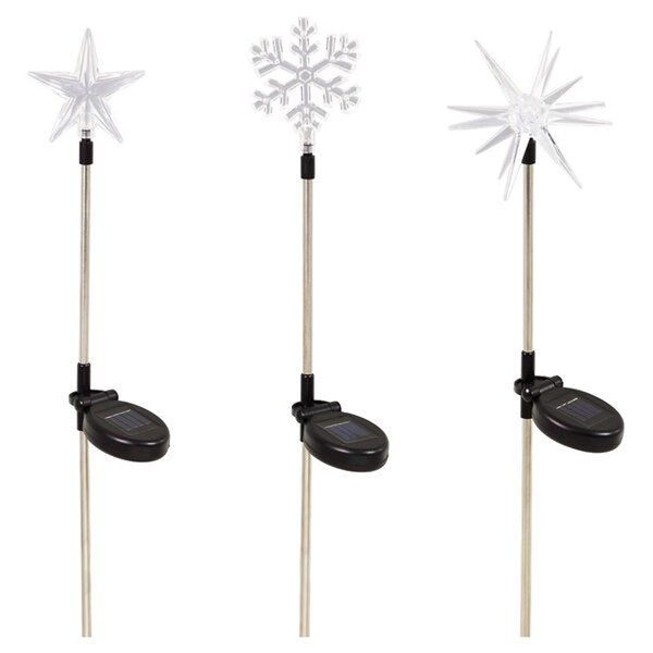 Twinkle Stake Light Set (Set of 24) by Evergreen Flag & Garden
