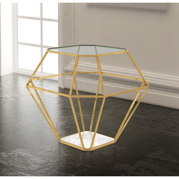 Clarisse End Table by Willa Arlo Interiors