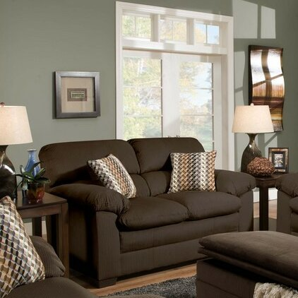 A Wide Selection Of Britton Loveseat by Simmons Upholstery by Red Barrel Studio by Red Barrel Studio