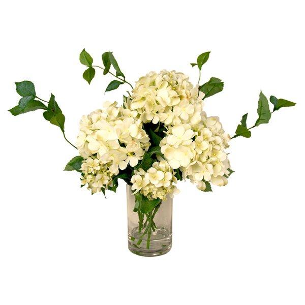 Faux Floral Arrangement by Creative Displays, Inc.