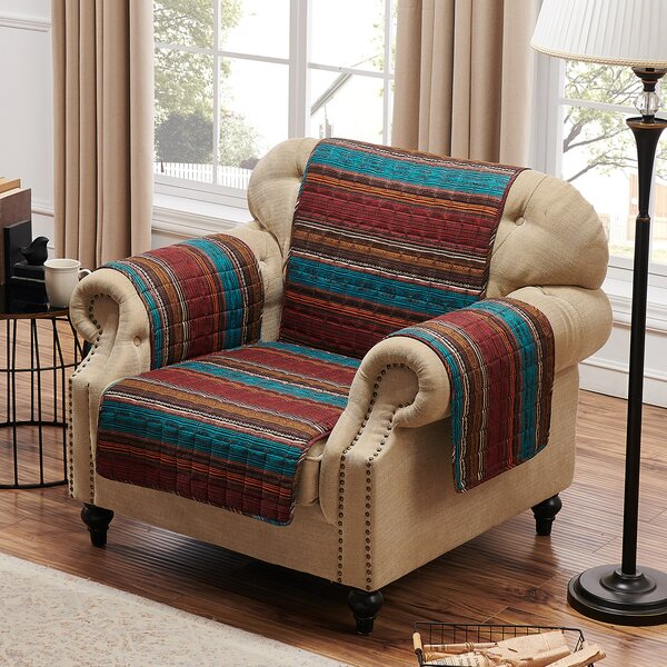 Bankston Box Cushion Armchair Slipcover By Millwood Pines