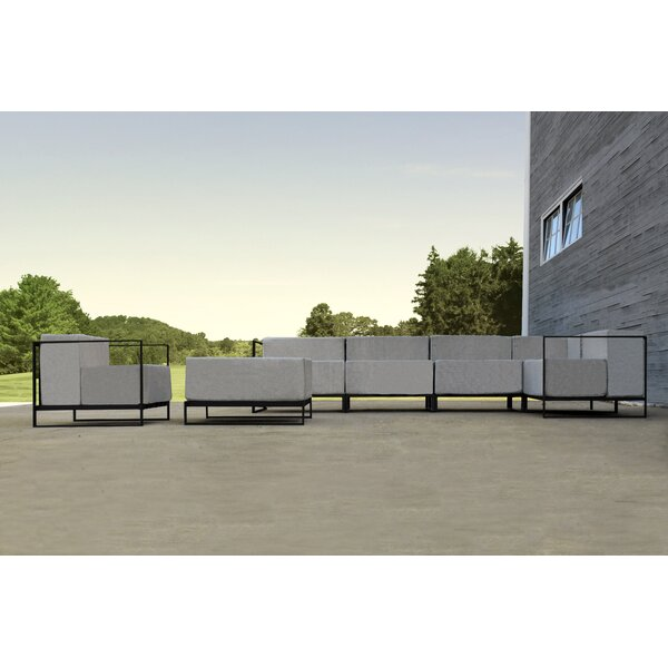 Chae 7 Piece Sectional Set with Cushions by Orren Ellis