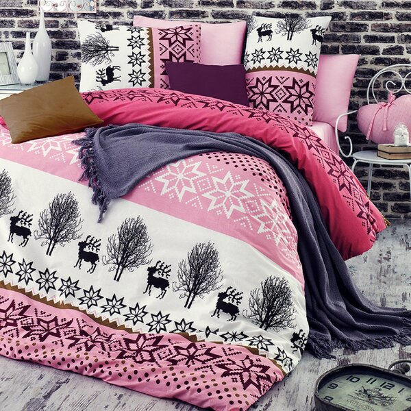 Madison 4 Piece Queen Duvet Cover Set by Debage In