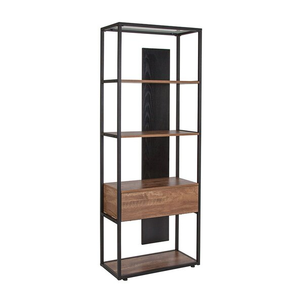 Giselle Etagere Bookcase by Modern Rustic Interiors