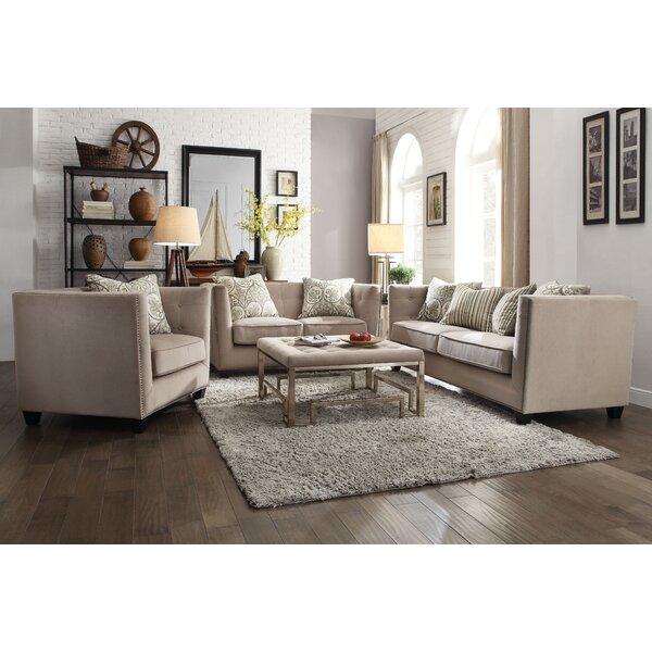 Fauske Configurable Living Room Set by Brayden Studio Brayden Studio
