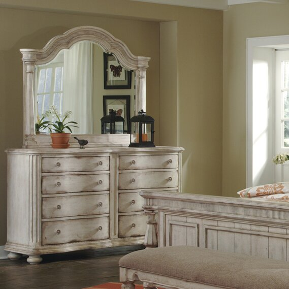 Osullivan 8 Drawer Double Dresser by One Allium Way