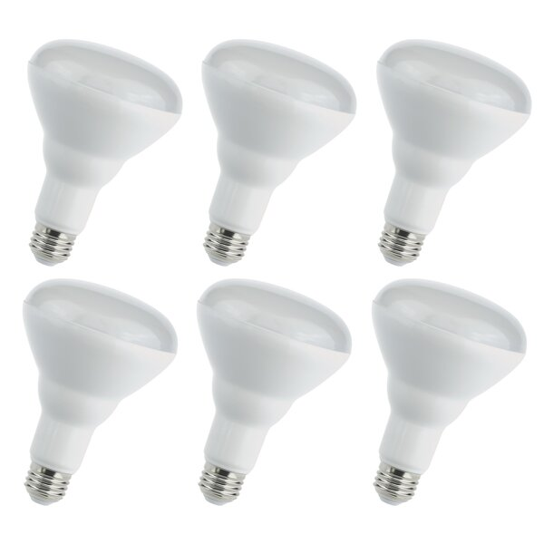 12W E26/Medium LED Light Bulb (Set of 6) by Elegant Lighting