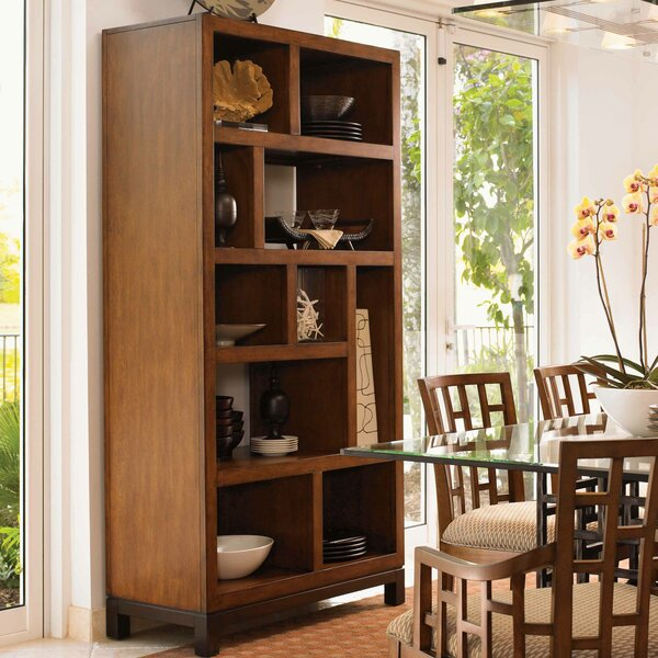 Ocean Club Tradewinds Geometric Bookcase by Tommy Bahama Home