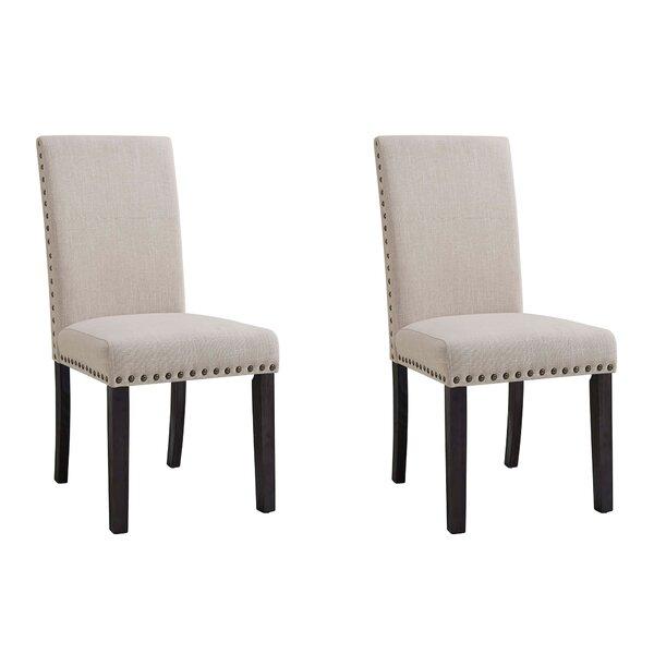 Ferron Upholstered Side Chair (Set of 2) by Alcott Hill