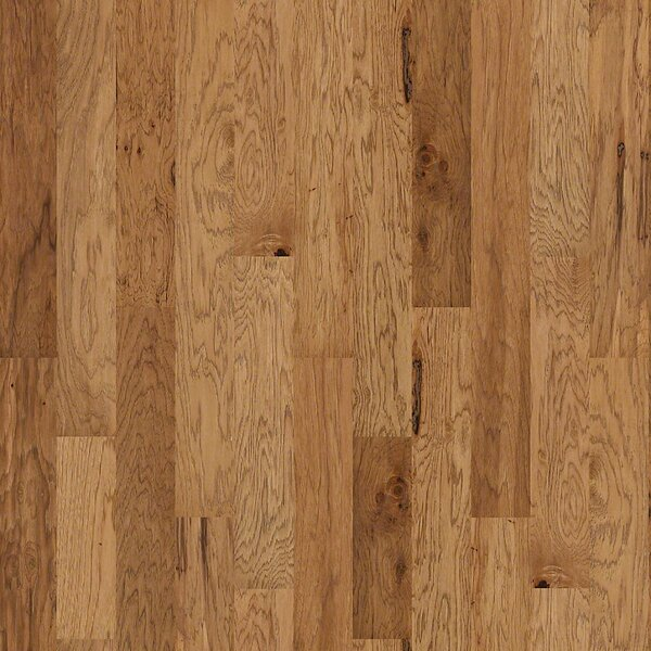 Sanford 5 Engineered Hickory Hardwood Flooring in Imperial by Forest Valley Flooring