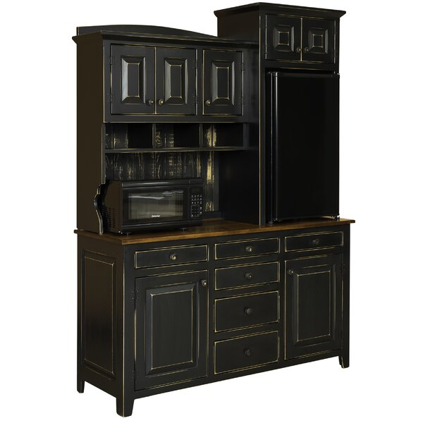 Angeletta Cafe China Cabinet by August Grove