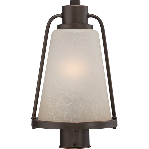 Bernville Outdoor 1-Light Lantern Head by Gracie Oaks