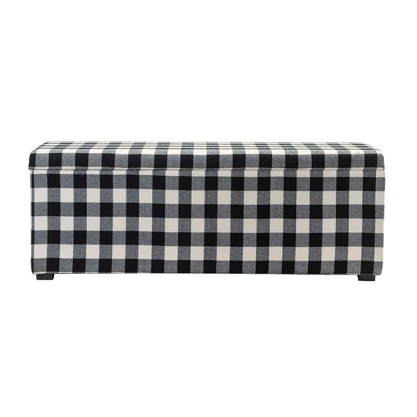 Hollington Storage Ottoman by Gracie Oaks
