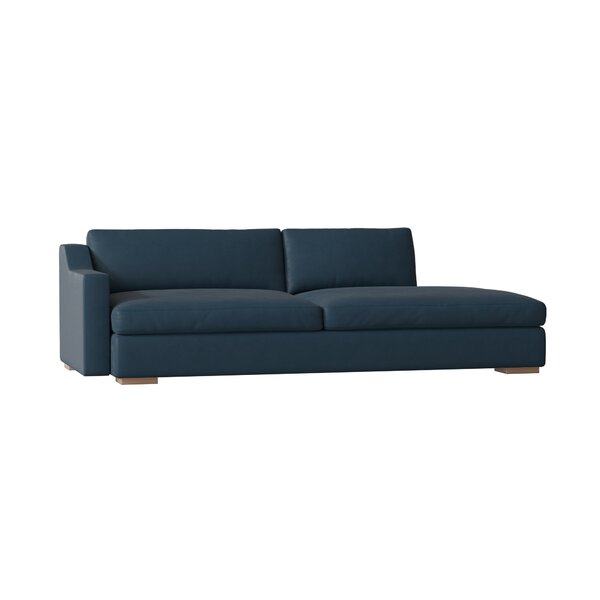 Uncle Sal Sofa with Bumper by BenchMade Modern