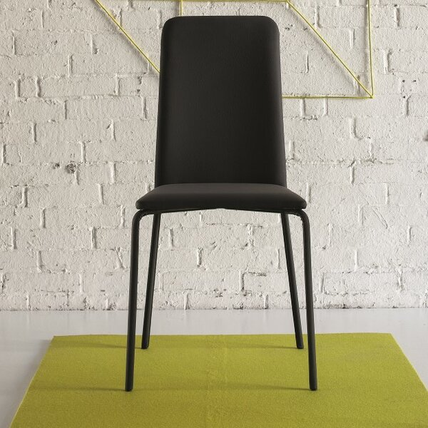 Gigi Upholstered Dining Chair by YumanMod