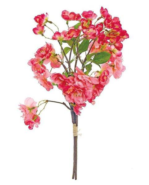 Cherry Blossom Stem (Set of 3) by August Grove