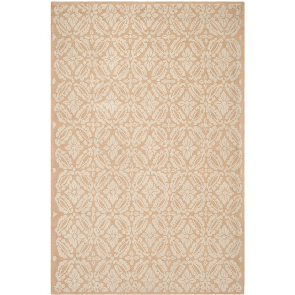 Baytown Gold Rug by Alcott Hill