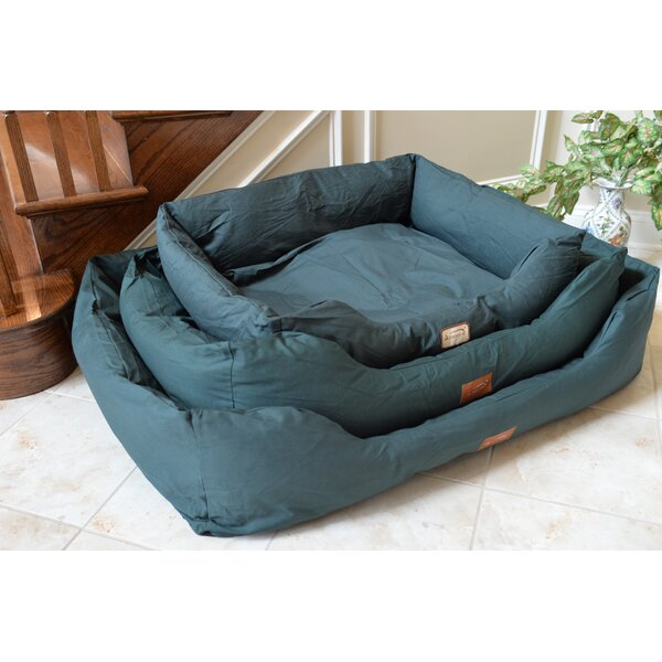 Bolster Dog Bed by Armarkat