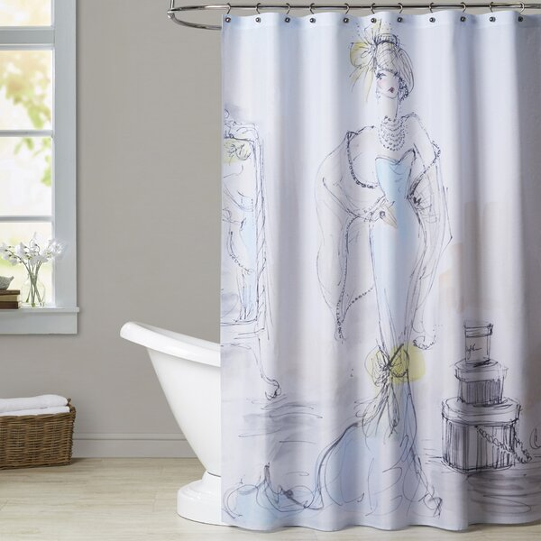 Anthony Shower Curtain by Willa Arlo Interiors