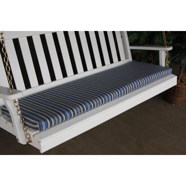 Indoor/Outdoor Bench Cushion By Red Barrel Studio