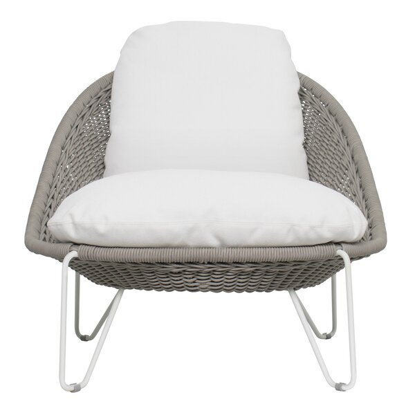 Archipelago Aegean Patio Chair with Sunbrella Cushions by Seasonal Living