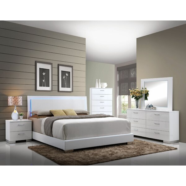 Dias Panel Configurable Bedroom Set by Orren Ellis