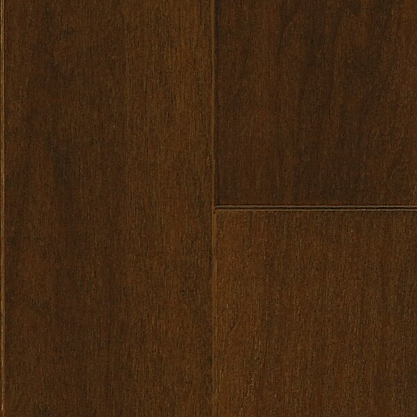 Americano 3 Engineered Hickory Hardwood Flooring in Sienna by Welles Hardwood