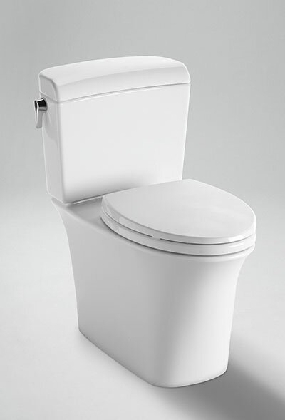 Maris® 1.28 GPF Elongated Two-Piece Toilet by Toto