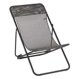 Maxi Transat Folding Beach Chair (Set Of 2)