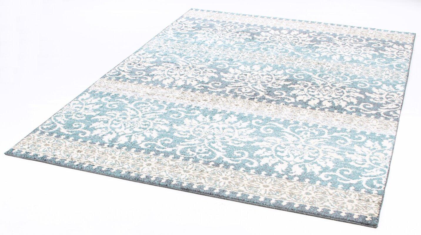 teppich blau beige teppich flachgewebe ruggy blau beige abverkauf teppiche sisal und. Black Bedroom Furniture Sets. Home Design Ideas