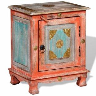 Solid mango wood bedside table by vidaxl best buy solid mango wood bedside table watchthetrailerfo