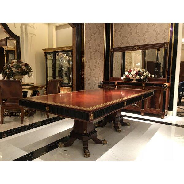 Massenburg Dining Table by Astoria Grand Astoria Grand