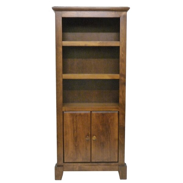 Kimbrough Standard Bookcase by Loon Peak